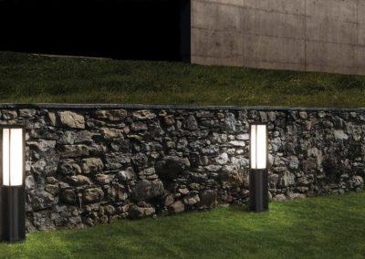 popolari Esempi Illuminazione Giardino ridipingere progettazione 2019