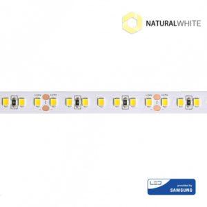 Striscia Led 5mt 24V 72W 8000 lumen LED Samsung IP67