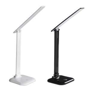 Lampada da scrivania DOSAN II LED bianca o nera 220V 4000K