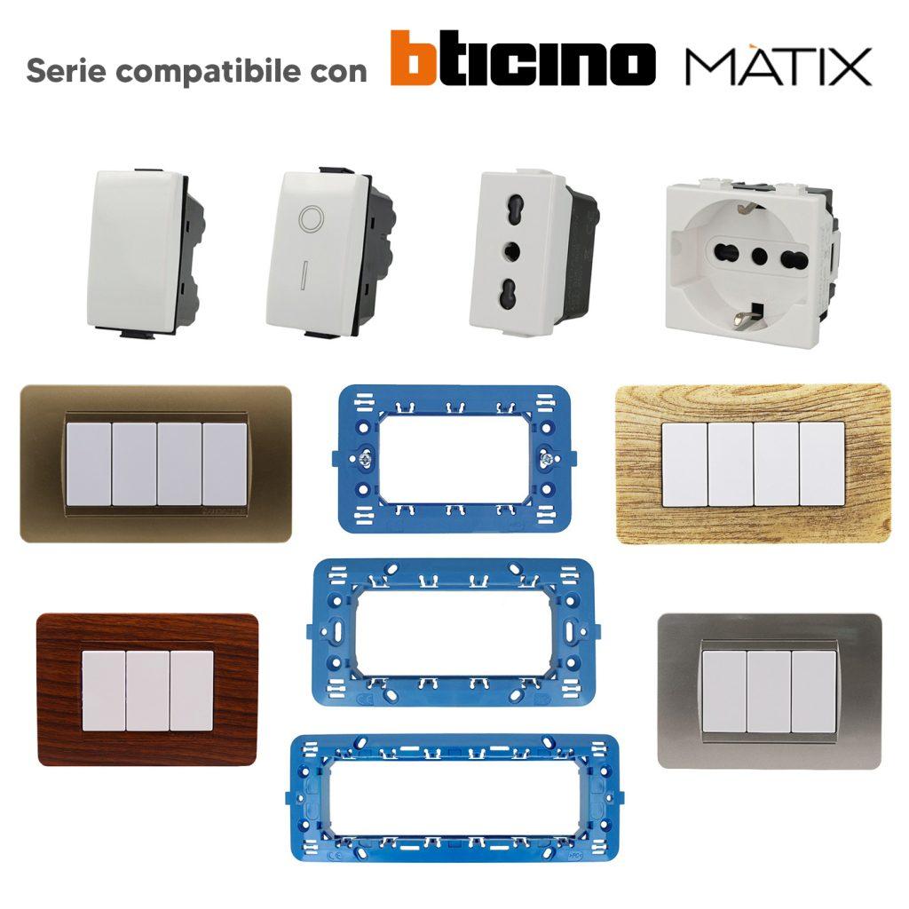 Serie Compatibile Matix
