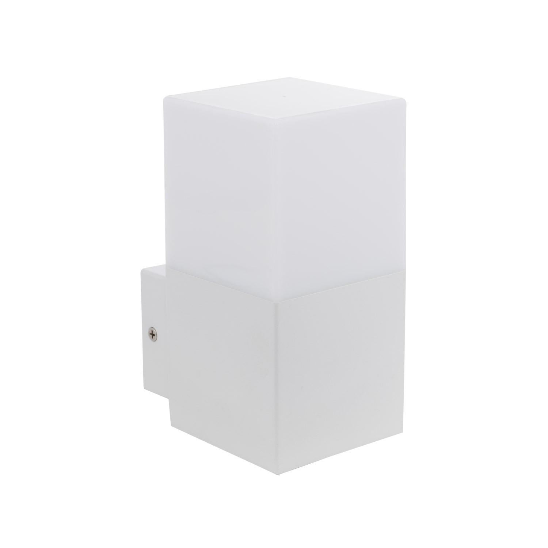 Applique da parete Bianco attacco E27 IP54