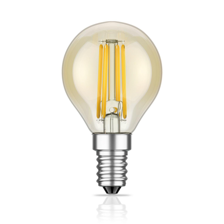 lampadina LED Filamento Vintage G45 E14 4W
