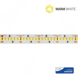 Striscia Led 5mt 24V 130W 14500 lumen LED Samsung IP20